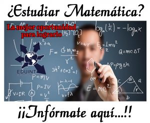 matematica estudiar