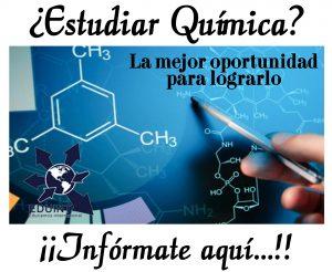 quimica estudiar